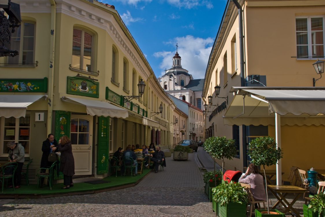 Israel Tour's Guide to the Baltics