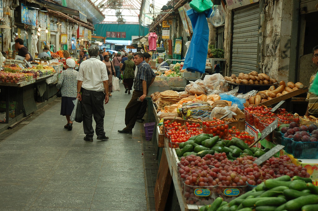 Israel: a Food Lover's Paradise