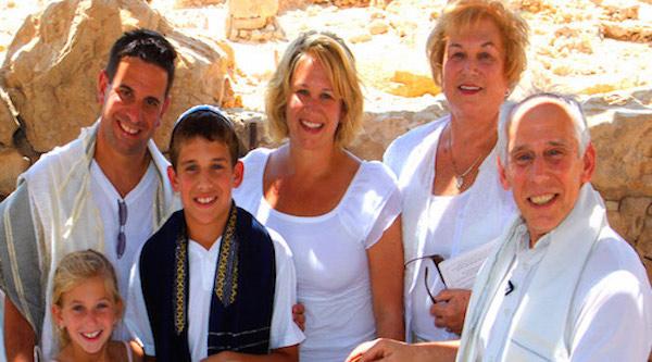 Bar and Bat Mitzvah Tours to Israel